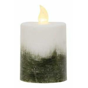 Lg Ombre Pillar Candle