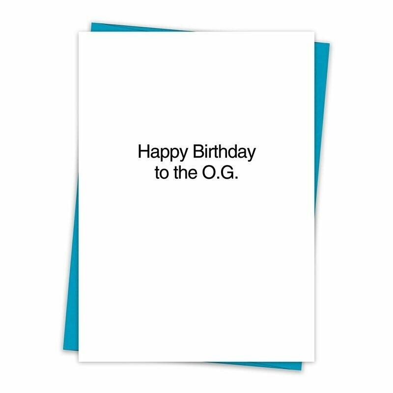 Happy Birthday OG