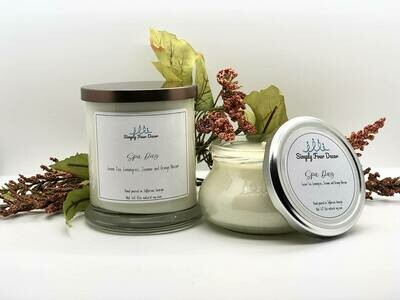 8oz Spa Day Candle