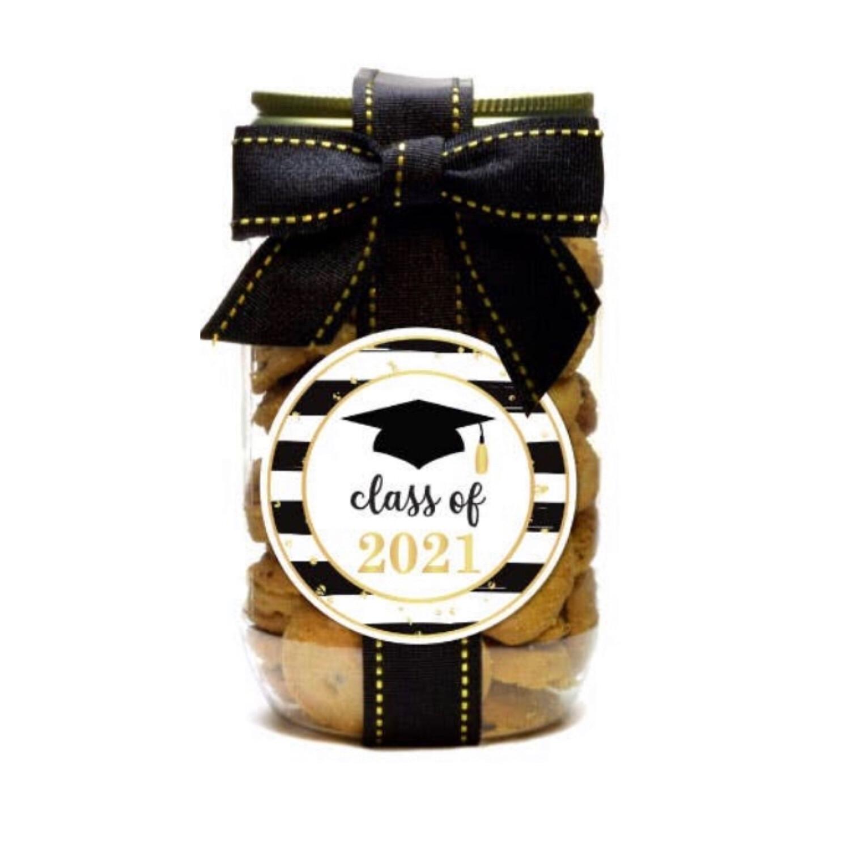 Class Of 2021 Cookie Jar