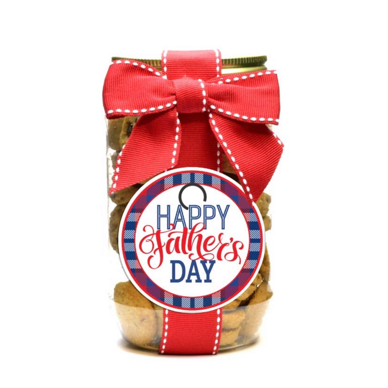 Happy Father's Day Cookie Jar