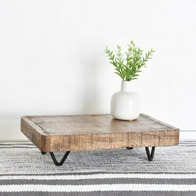 Rectangular Wooden Riser