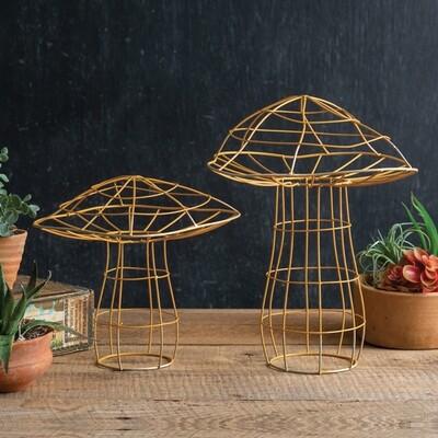 Lg Garden Mushroom