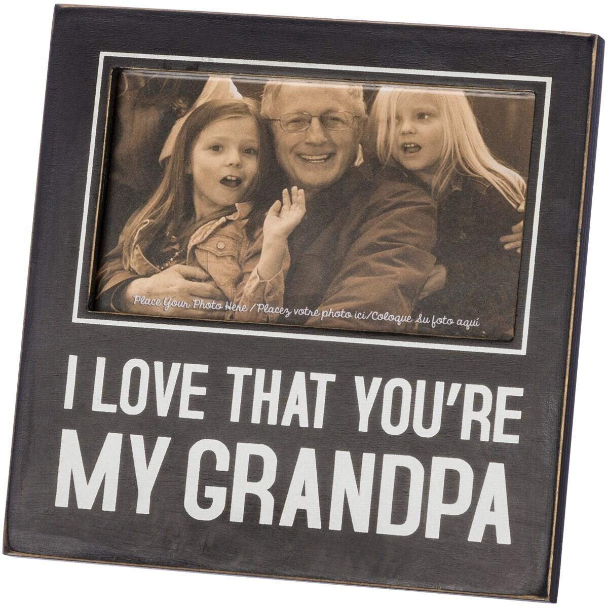 You're My Grandpa Frame
