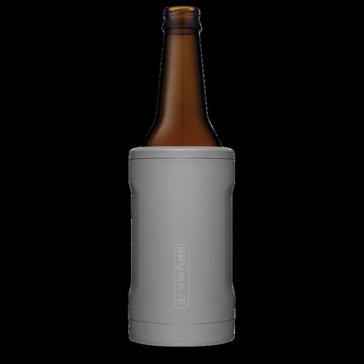Matte Gray Bottle