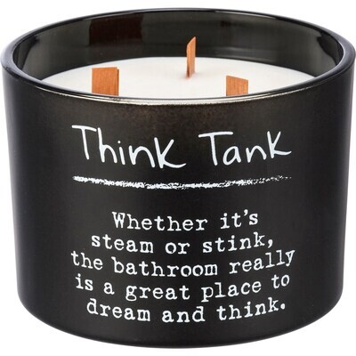 Think Tank Candle