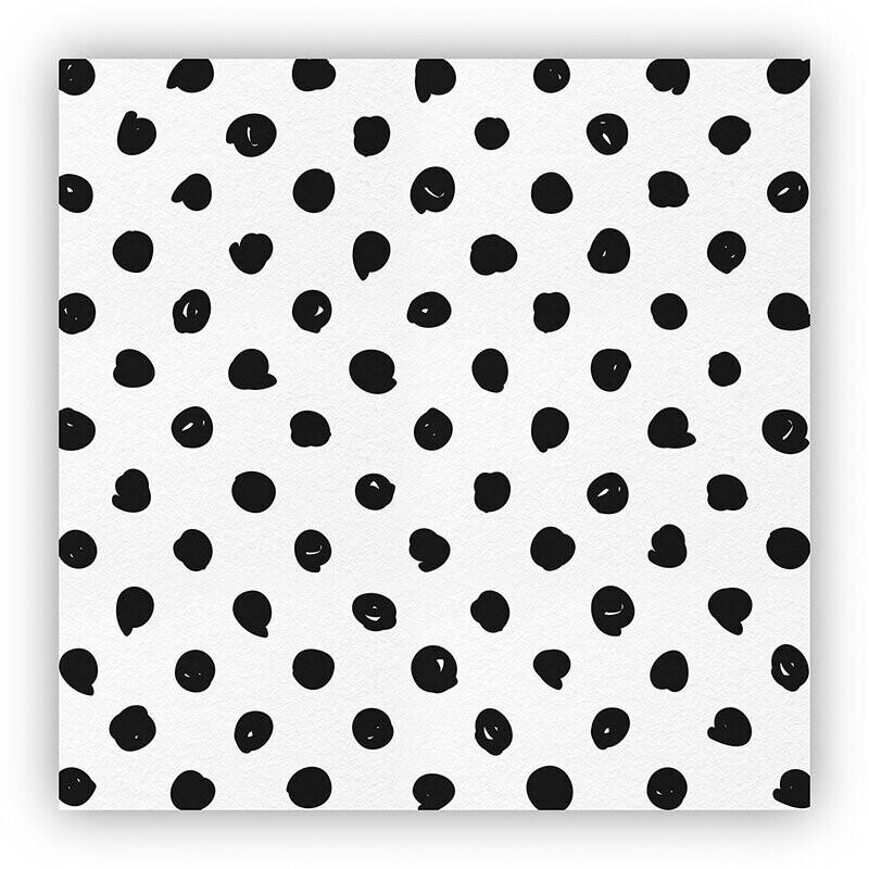 Polka Dot Cheese Paper