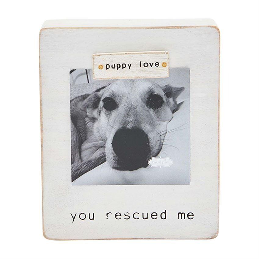 Puppy Love Magnet Frame