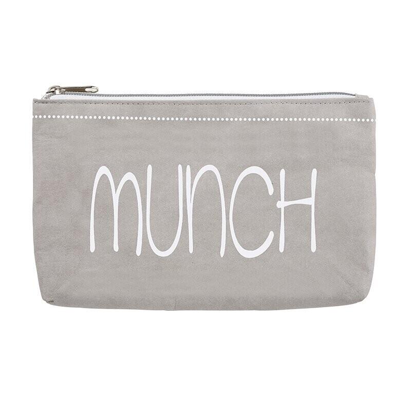 Munch Zipper Pouch