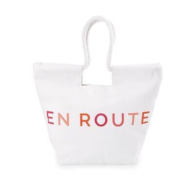 En Route Canvas Bag