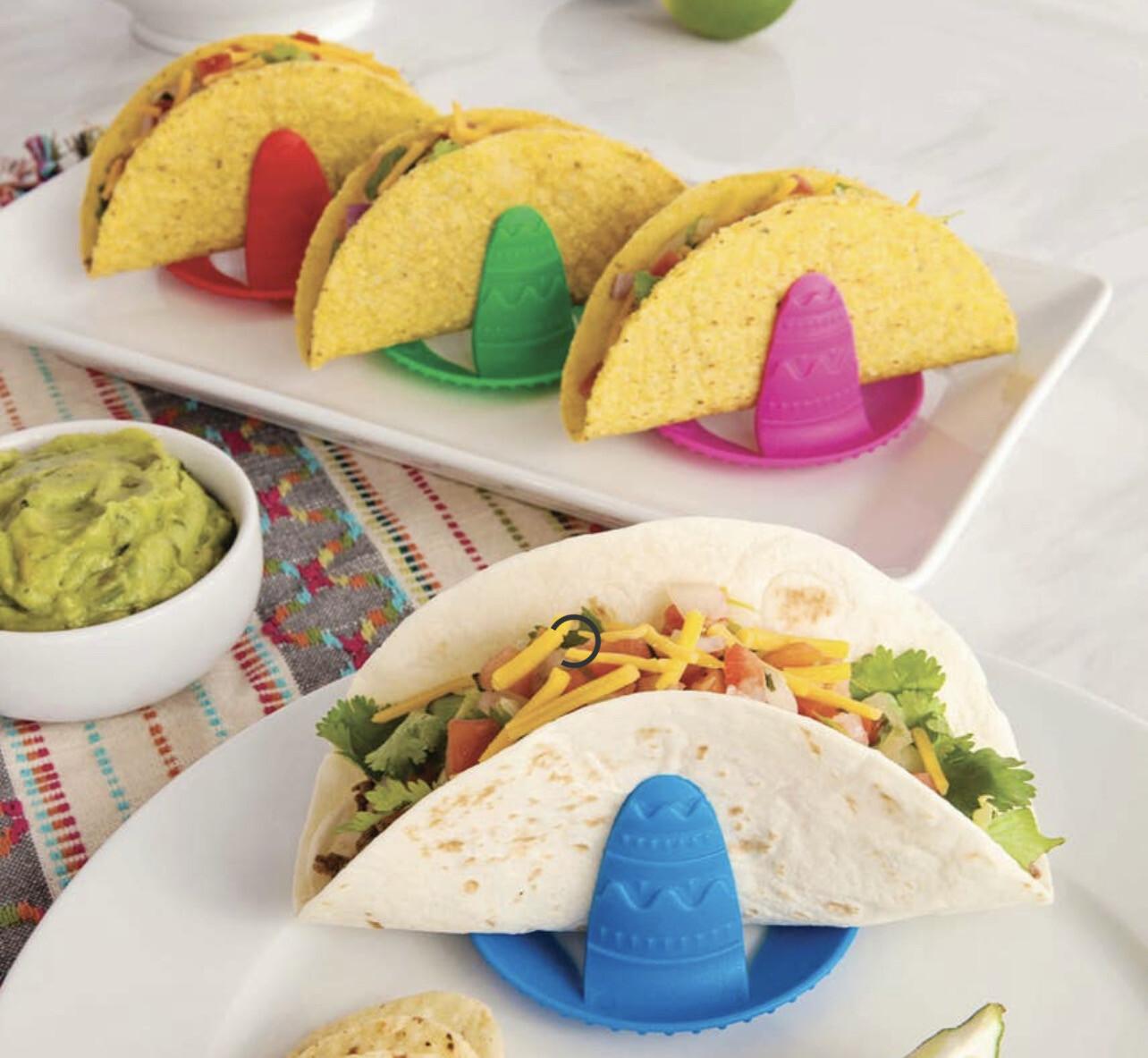 Sombrero Taco Holders