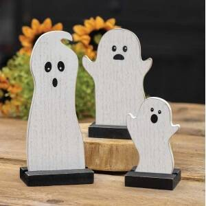 Set of 3 Ghosts