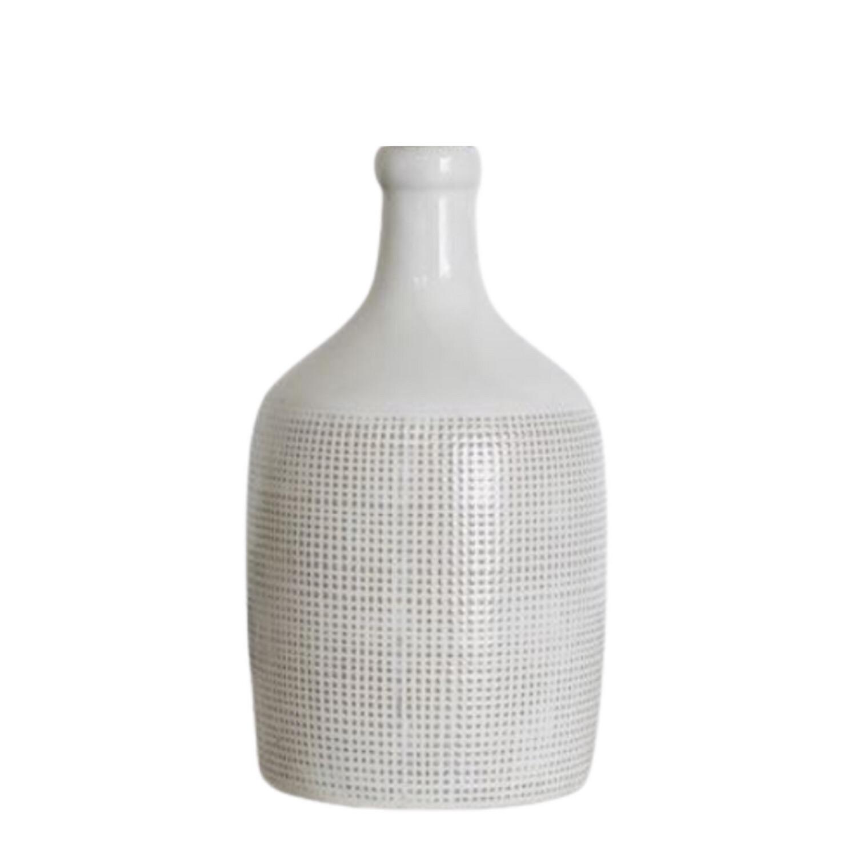 Urban Check Vase