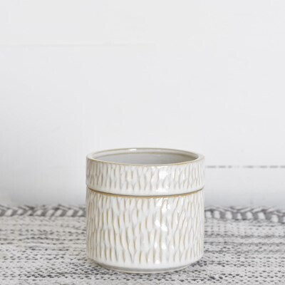 2 Piece Textured Cup
