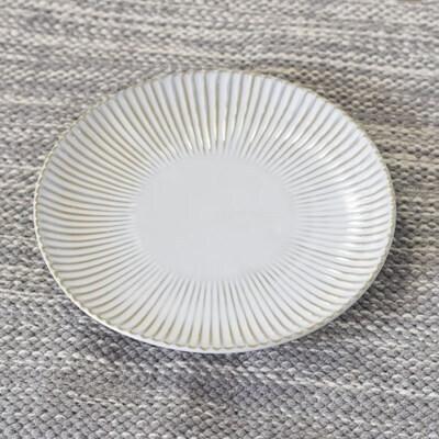 "9"" Stoneware Plate"