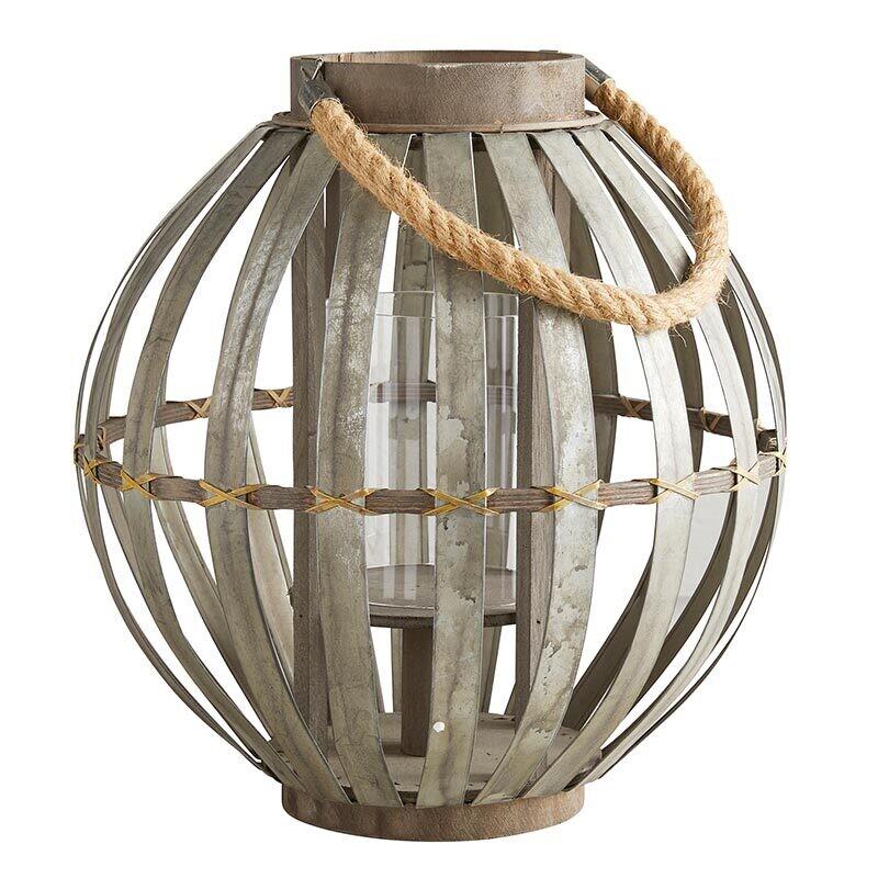 Lg Round Lantern