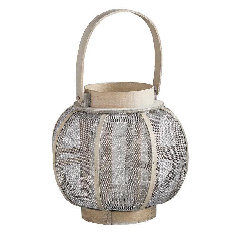 Round Mesh Lantern