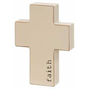 Faith Chunky Cross
