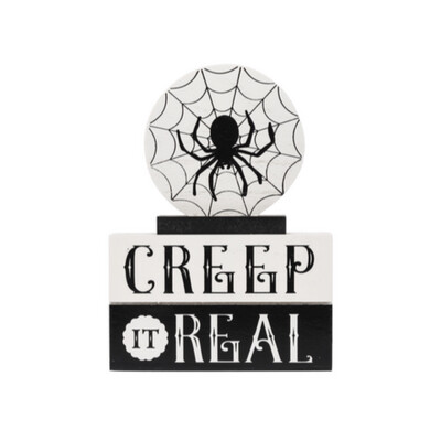 Creep It Real Sitter