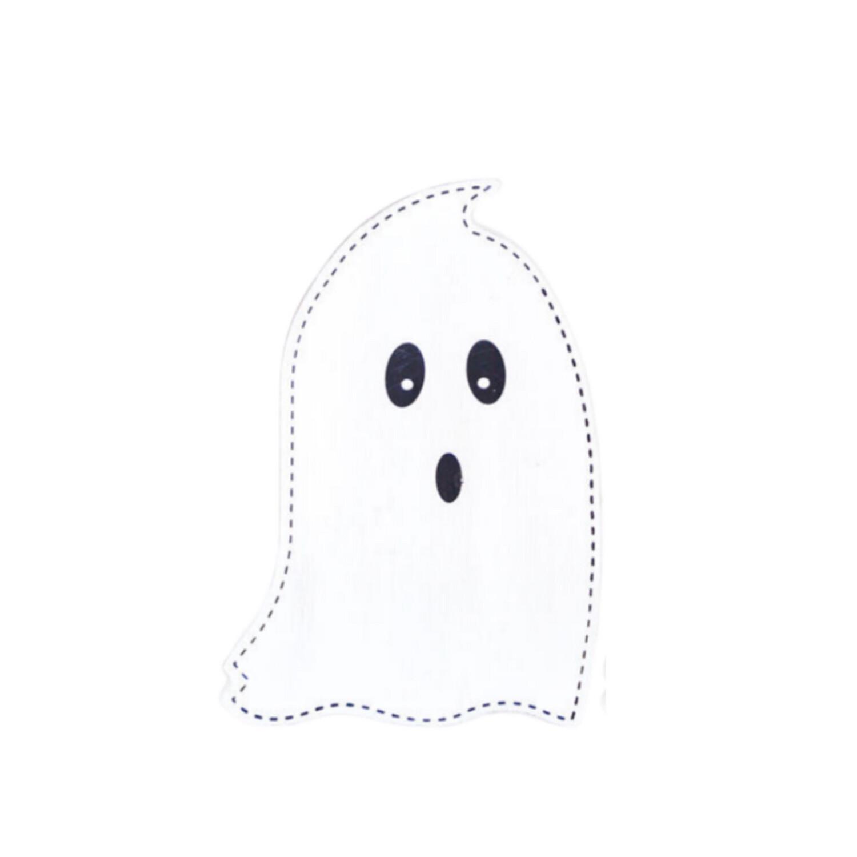 Lg Wood Cutout Ghost