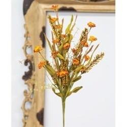 Autumn Goldenrod Wildflower Spray