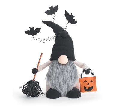 Trick-or-Treating Gnome