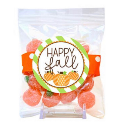 Happy Fall Candy Bag