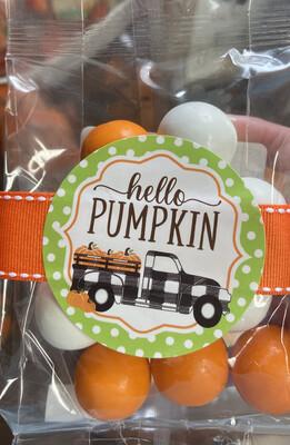 Hello Pumpkin Candy