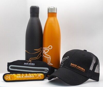 Race Arabia 'Race Ready' Kit