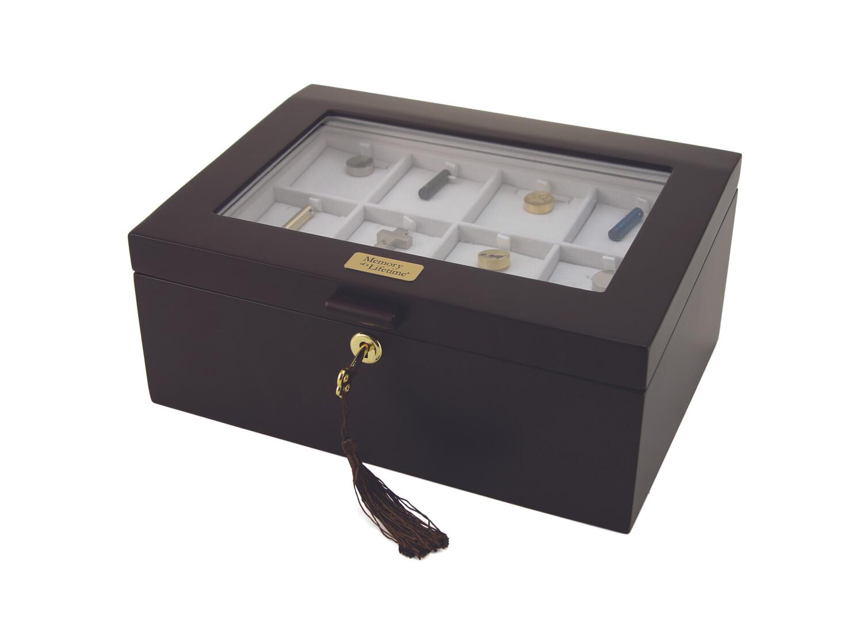 Jewelry Display Box (includes lock w/ key)