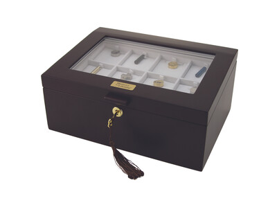 Jewelry Display Box (includes lock w/ key)