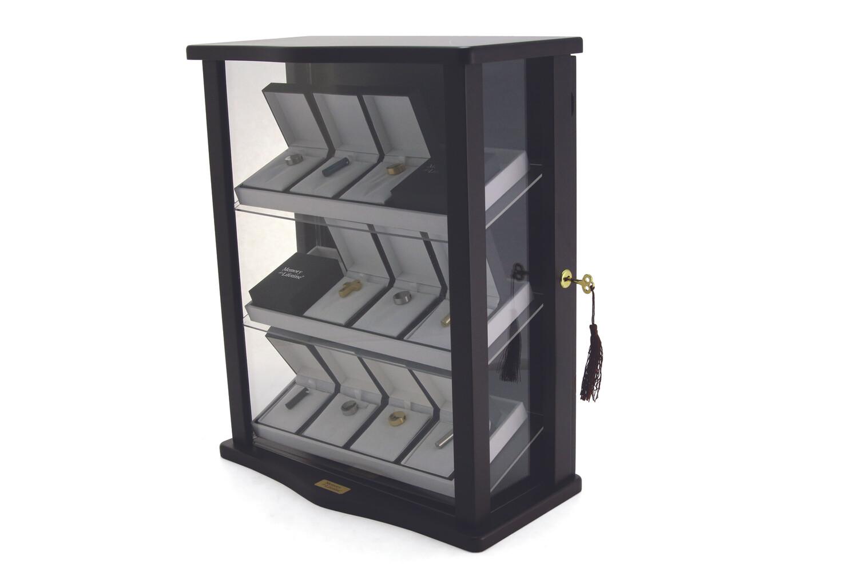 Jewelry Display Case (includes lock w/ key)