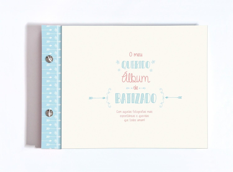 "Álbum - ""Os momentos mais queridos do meu lindo Batizado"""