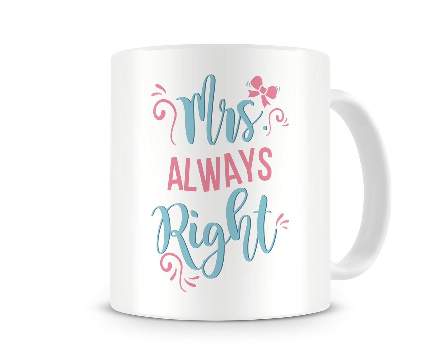 Caneca - Mrs. Always Right