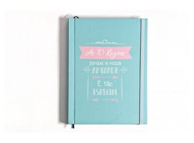 Caderno - As 10 razões porque a nossa Amizade é tão Especial