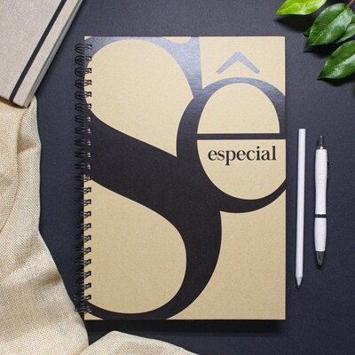 Caderno - Sê Especial