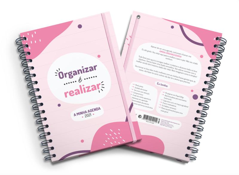 Agenda 2021 - Organizar é realizar