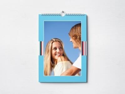 Contemporary Calendar (Customizable)