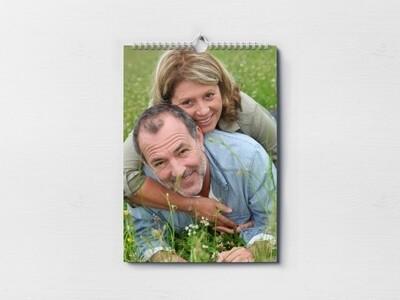 Full Photo Calendar (Customizable)