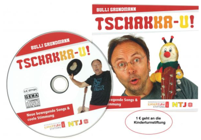 Tschakka-U CD