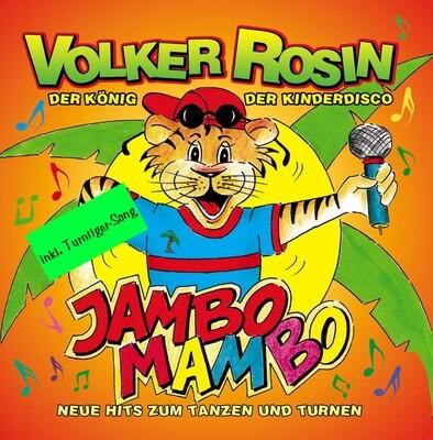 """CD """"Jambo Mambo"""" von Volker Rosin"""
