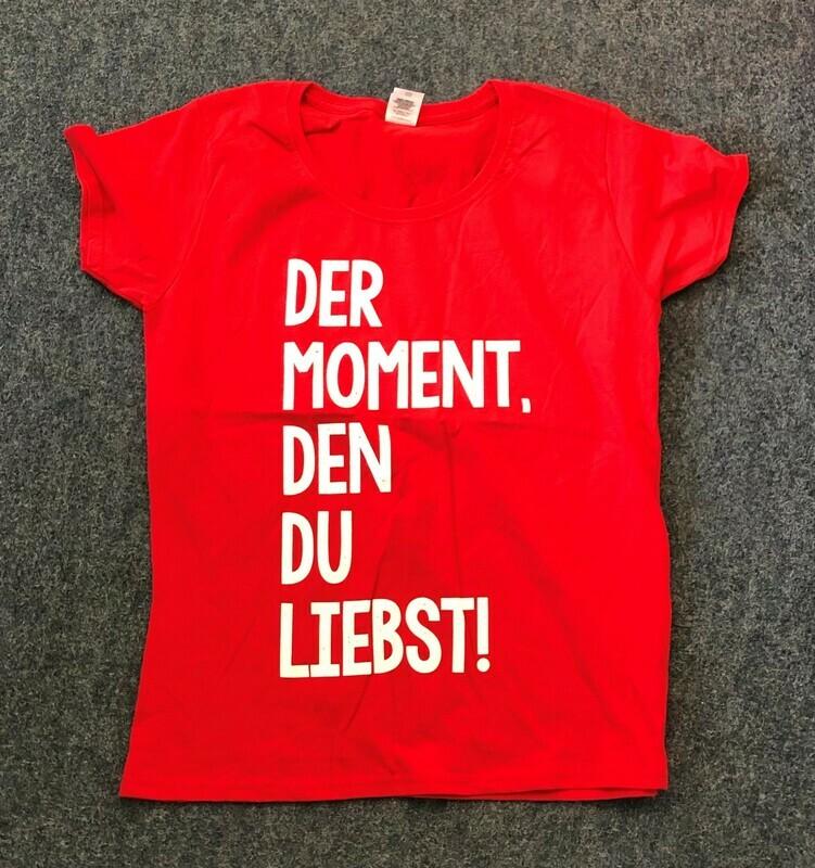 Erlebnis Turnfest T-Shirt rot