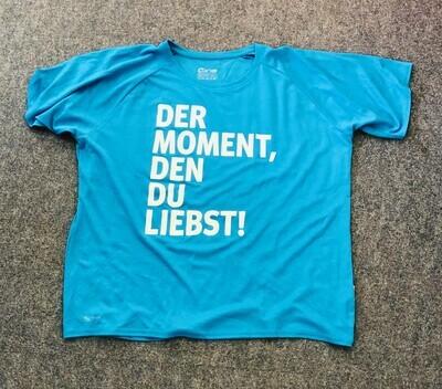 Erlebnis Turnfest T-Shirt Sport hellblau