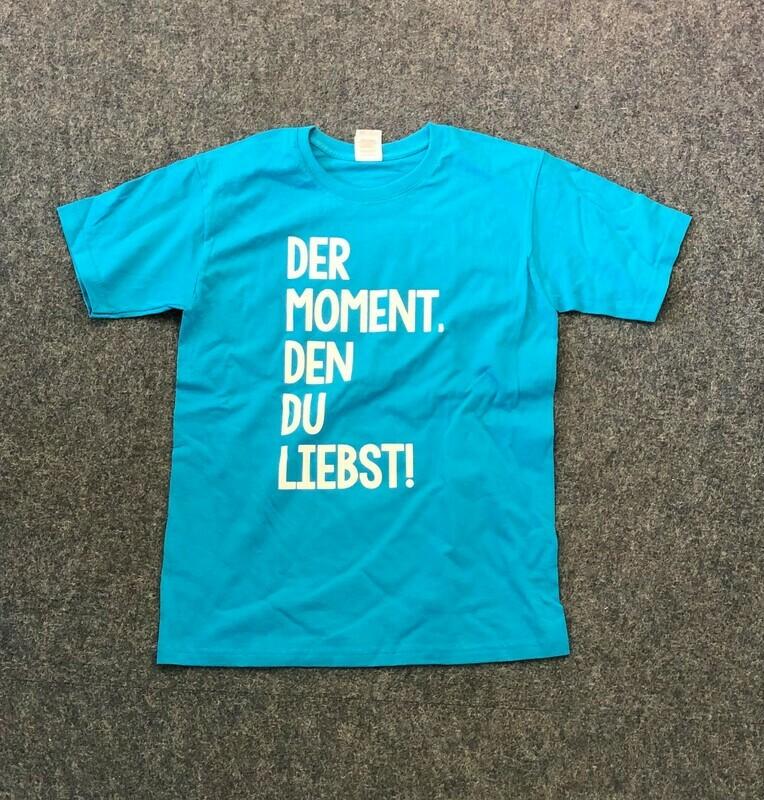 Erlebnis Turnfest T-Shirt Kinder hellblau