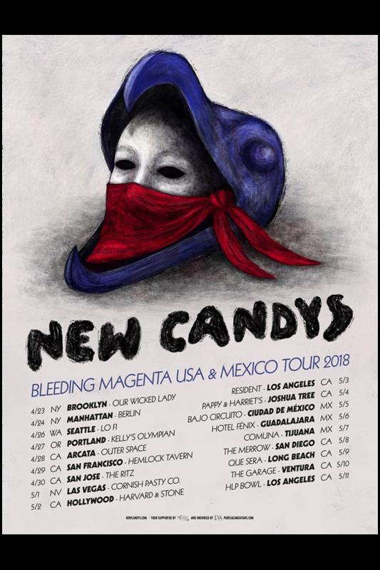 USA & Mexico Tour 2018