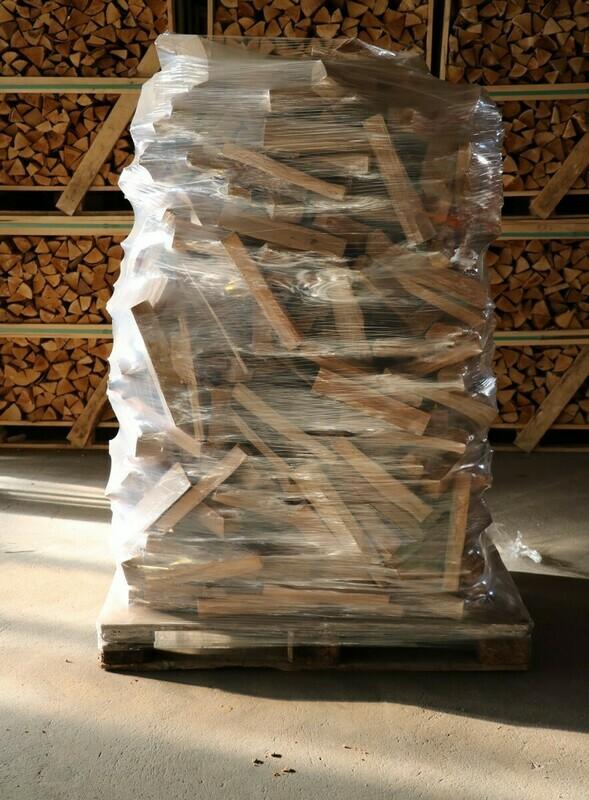 Birkenholz per Ster via Spedition