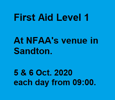 First Aid Level 1 Course