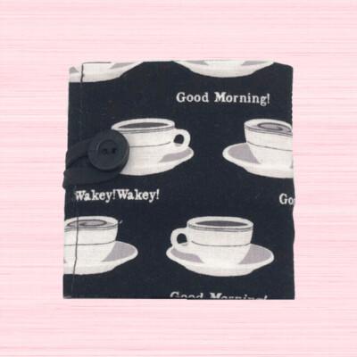 Tea Wallet - Wakey Wakey