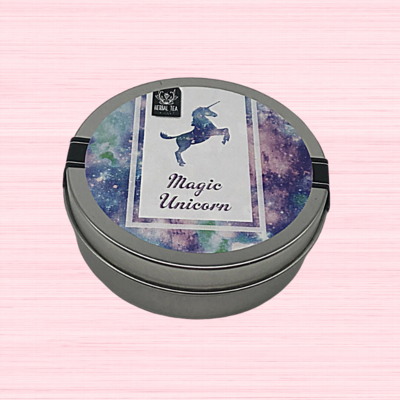 Kids Tea - Magic Unicorn Tin Cotton Candy