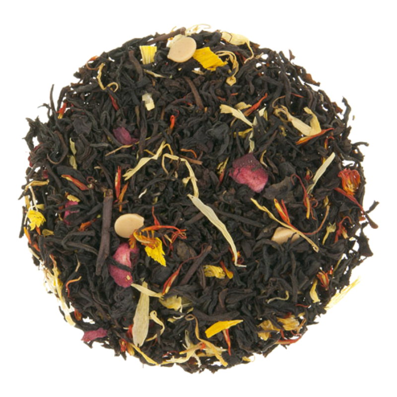 Carmel Cherry Cheesecake | Black Tea - 2 oz.